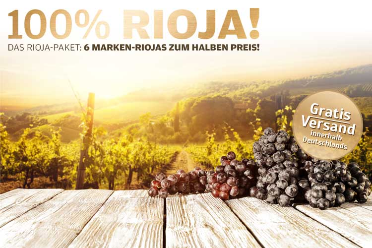 Rioja-Geniesser-Paket