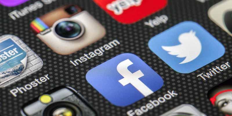 Apps auf Smartphone