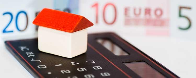 Finanzierung von Wohneigentum/Baufinanzierung/Miete