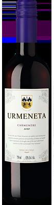 Urmeneta Carmenère 2020