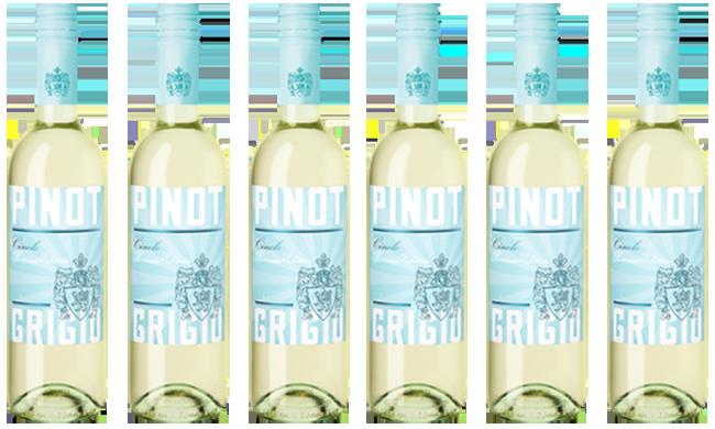 Hawesko Cinolo Pinot Grigio