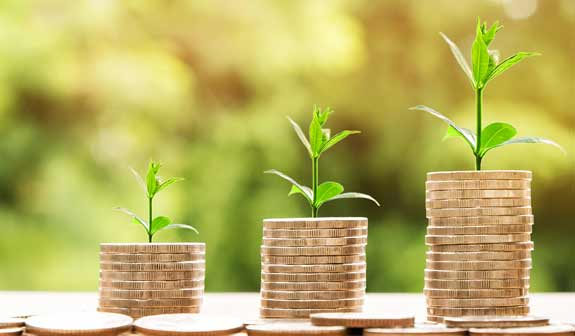 Saubere Renditen mit ökologischen Fonds