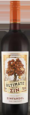 House of Big Wines The Ultimate Zin Special Reserve Zinfandel California 2019