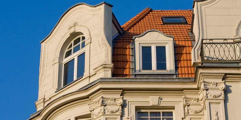 Dachgeschosswohnung in einem Altbau