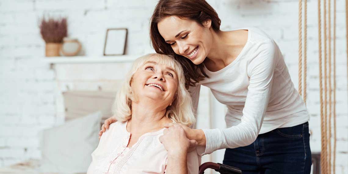 Mehr Rente durch Pflege: Wer pflegt, sammelt Rentenpunkte