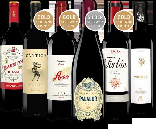 Vinos Rioja-Geniesser-Paket