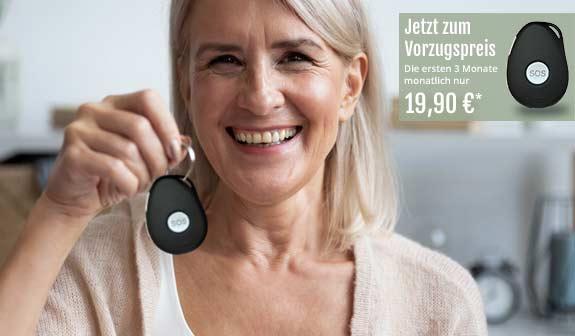 Jetzt zum Vorzugspreis: Die ersten 3 Monate monatlich nur 19,90 €