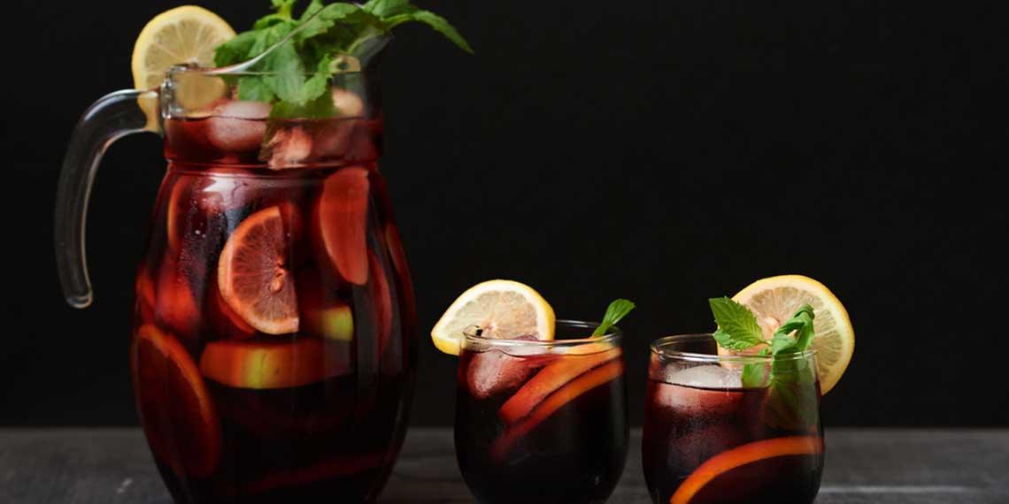 Sangria-Cocktail