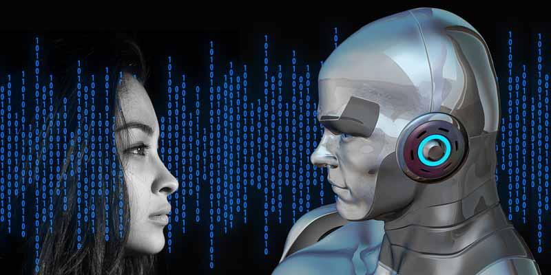 Mensch und künstliche Intelligenz/Roboter