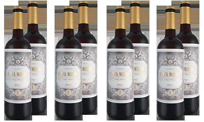 Ebrosia Bodegas Nubori Rioja Cata Nobilis Paket