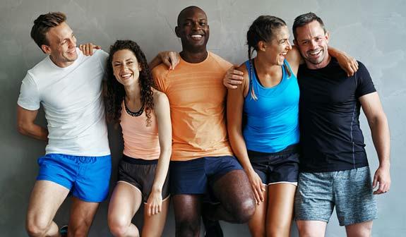 Fitness und Prävention