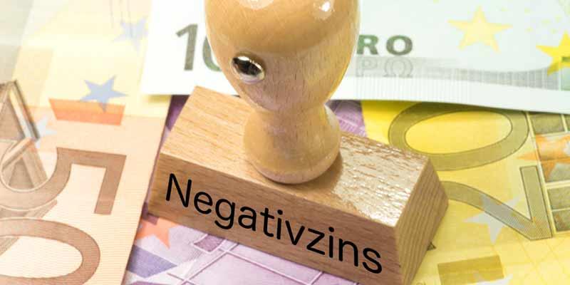 Negativzins