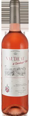Schröder & Schÿler Naudeau Le Bordeaux Rosé AOC