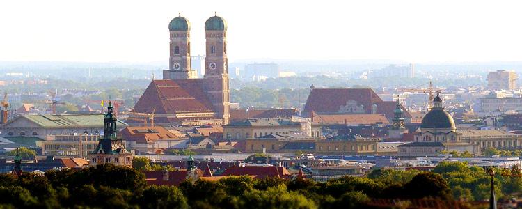 Wohnen/Bayerns Landeshauptstadt München