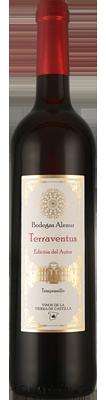 Bodegas Alenur Tempranillo Terraventus Edición del Autor VdT 2019