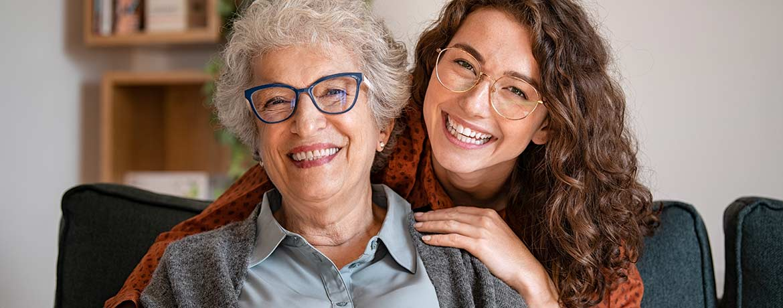 Sicherheit für Senioren dank Hausnotruf
